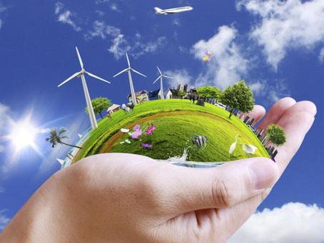 Plantas de energía solar y eólica: inversiones a largo plazo.