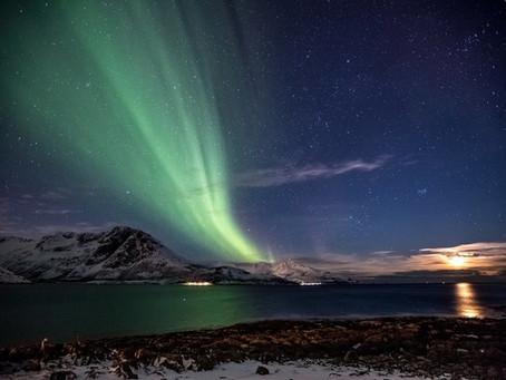 TESUP Windkraftanlage wird jenseits des Polarkreises im rauen Norden betrieben!