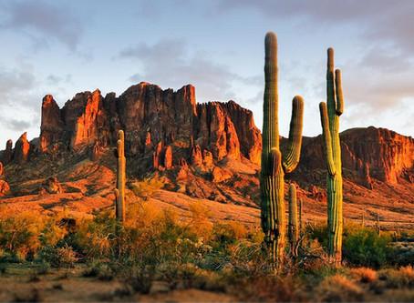 TESUP in tutto il mondo! La nostra turbina eolica in viaggio verso Concho, in Arizona!