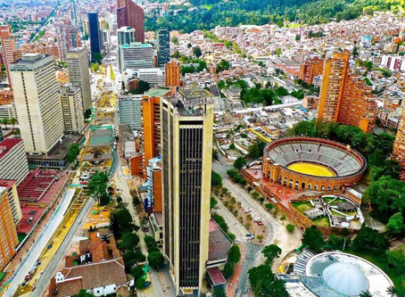 TESUP provides a wind turbine to a medical center in Bogota, Colombia!