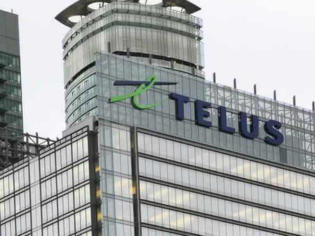 Telus Corporation is een TESUP-gebruiker!
