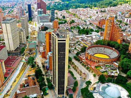 ¡TESUP proporciona una turbina eólica a un centro médico en Bogotá, Colombia!