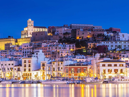 The secret of cool and energetic Ibiza is revealed: The island is powered by the energy of TESUP!