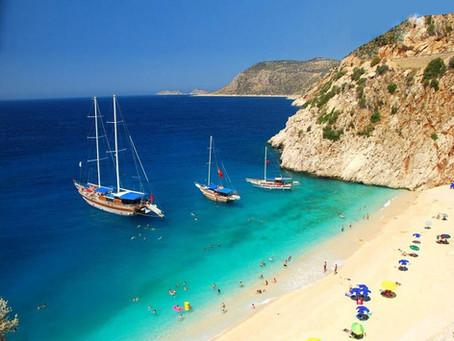 Les panneaux solaires flexibles TESUP sont expédiés à Marina Kas, Antalya!