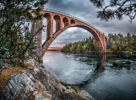 Kuzeye gidelim!Tesup Rüzgar Türbini, Norveç'in Üsküp kentinin muhteşem konumunda faaliyet göstereçek