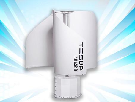 ATLAS 2.0-すぐそばに風力発電!