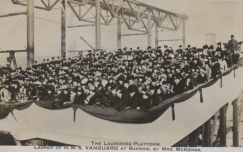The Launching Platford