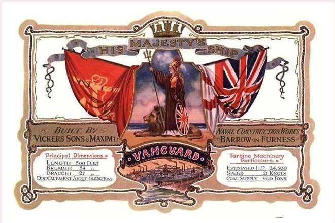 Postcard on Vanguard completion.jpg