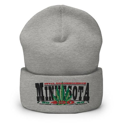 Minnesota 420 Cuffed Beanie