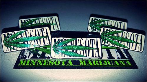 Minnesota Marijuana Members Pin