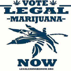 Vote For Legal Marijuana Now Candidates Nov 8th