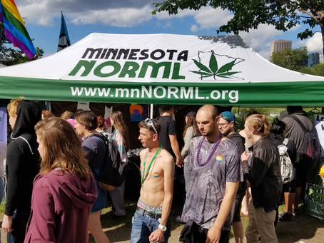 Twin Cities Cannabis Pride 2017