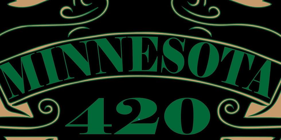 Minnesota 4/20 Rally at the Minnesota State Capitol!