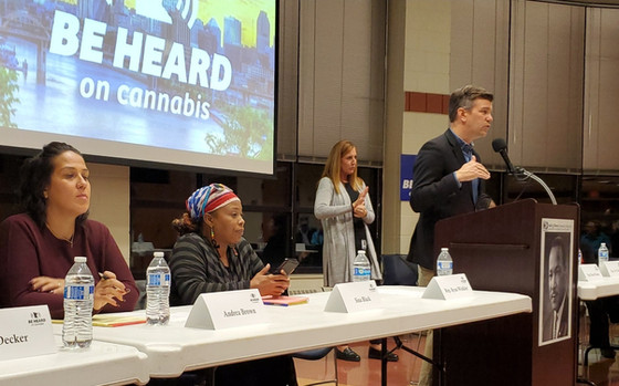 House Majority Leader Ryan Winkler Continues Push For Marijuana Legalization In Minnesota