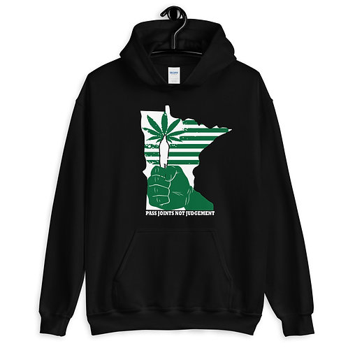 Pass Joint Unisex Hoodie