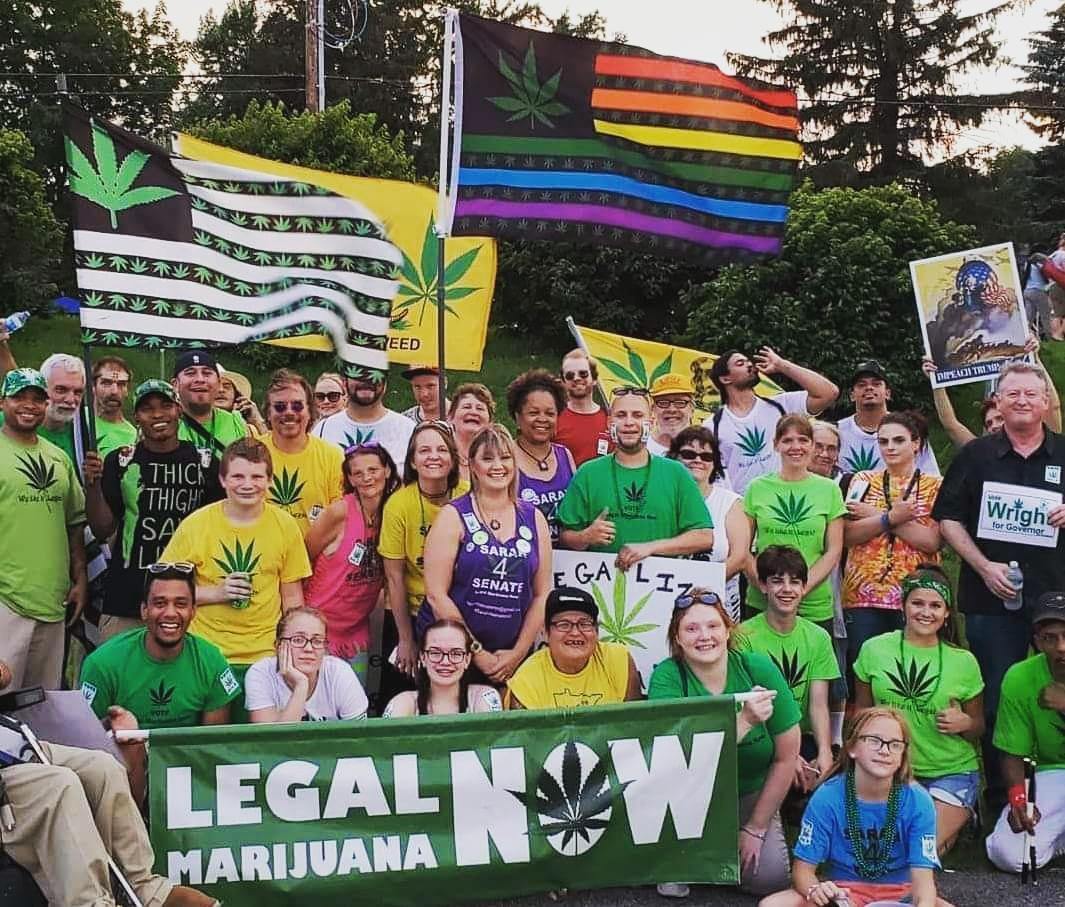 Minnesota Marijuana - Magazine cover