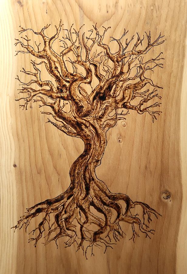 Pyro Tree