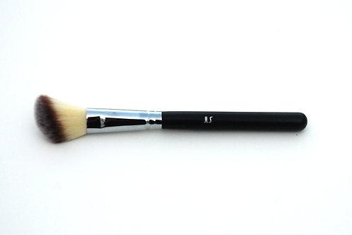 JLS Vegan Slanted Powder / Blush Brush