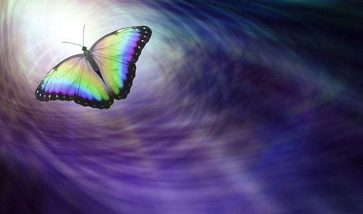 Symbolic Spiritual Release -  Beautiful