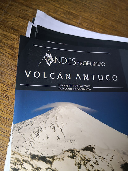 Volcan Antuco VERSION OUTLET