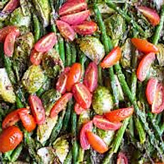 Grilled Mixed Vegatables