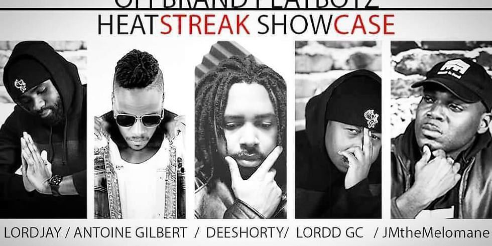 HeatStreak Showcase - 8$