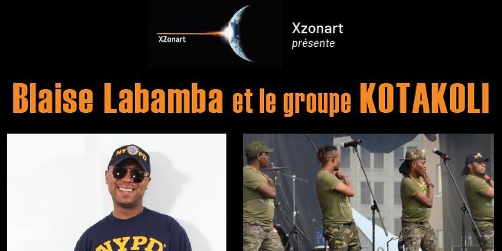 Blaise Labamba et KOTAKOLI - 10$