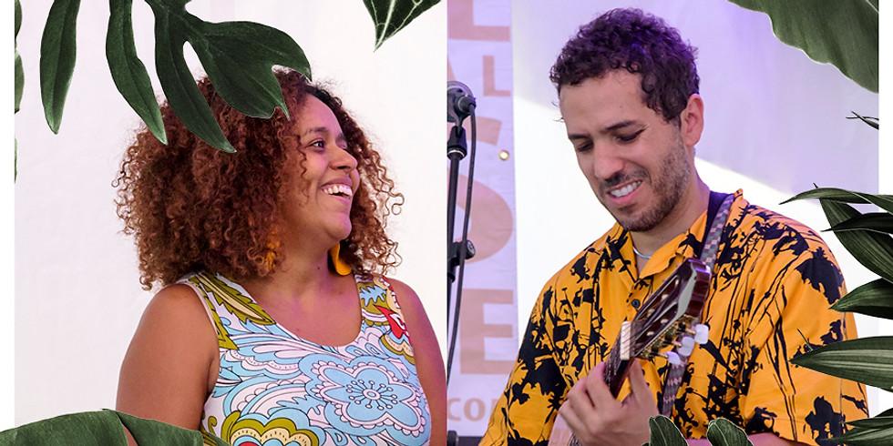 Flavia Nacimento & Diogo Ramos (Brésil) - 10$