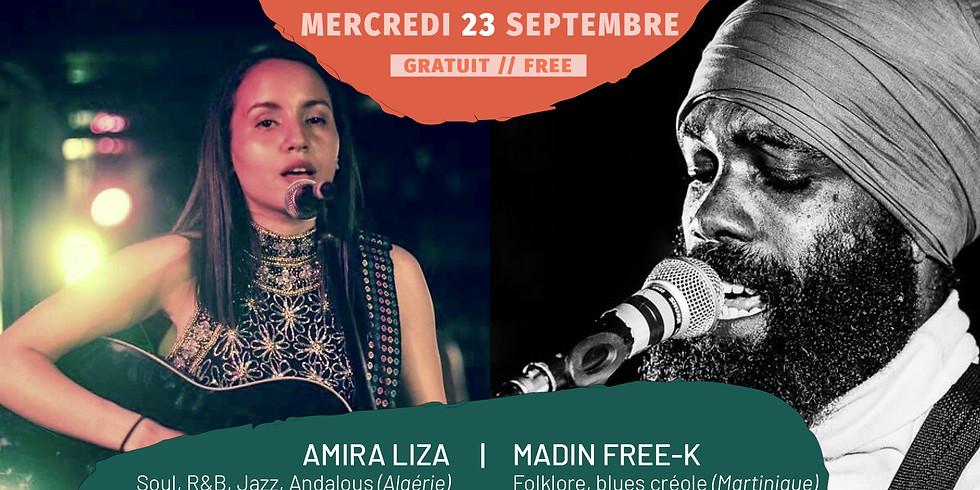 Amira Liza x Madin'Free-K • Syli d'Or 2020