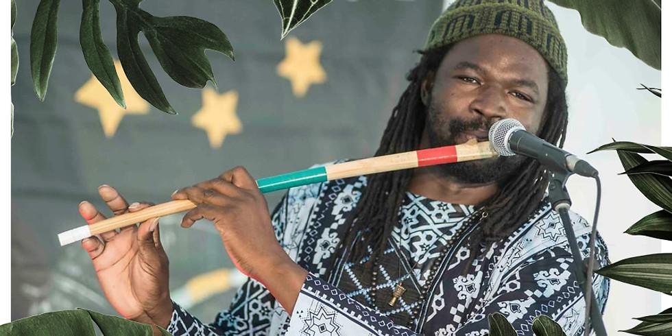 Lasso Sanou en Trio (Burkina Faso) - 10$