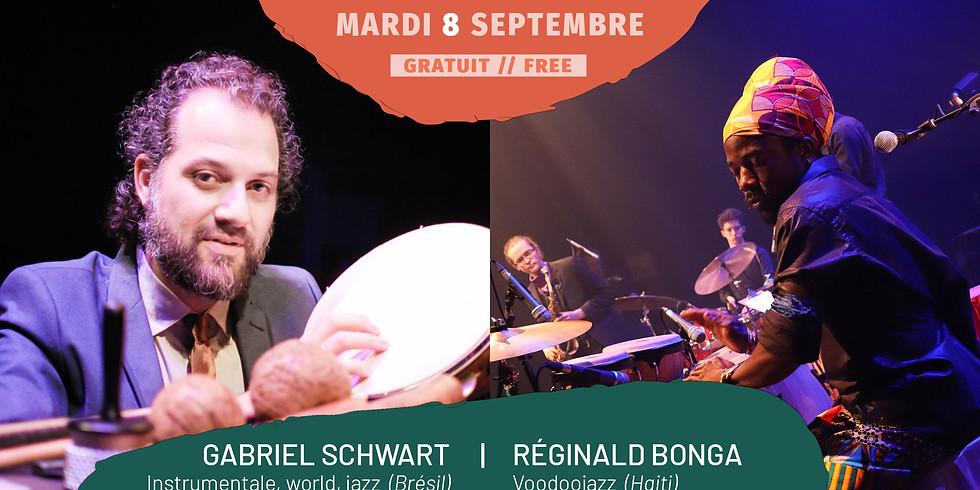 Gabriel Schwartz x Réginald Bonga • Syli d'Or 2020