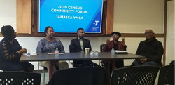 YMCA partners with the NAACP for a Censu