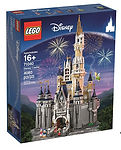 Disney Lego Castle Box