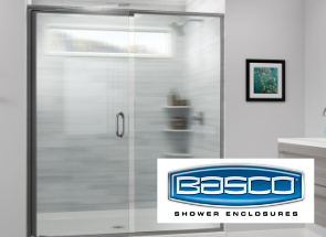 Basco shower doors