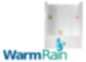Warm Rain tub shower module