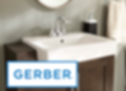Gerber bathroom faucets