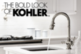 Kohler kitchen sink and faucet