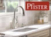 Pfister plumbing faucets