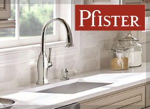 Pfister plumbing faucets