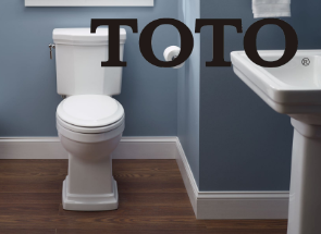 Toto bathroom toilet