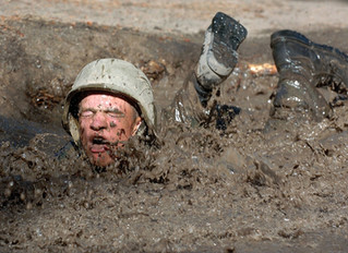 Crawling Through the Muck: Getting Unstuck So We Can Achieve Our Goals