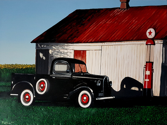 grandpas truck
