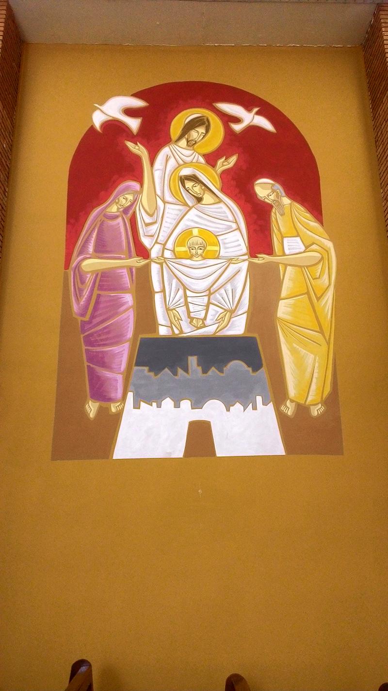 Apresentação no Templo