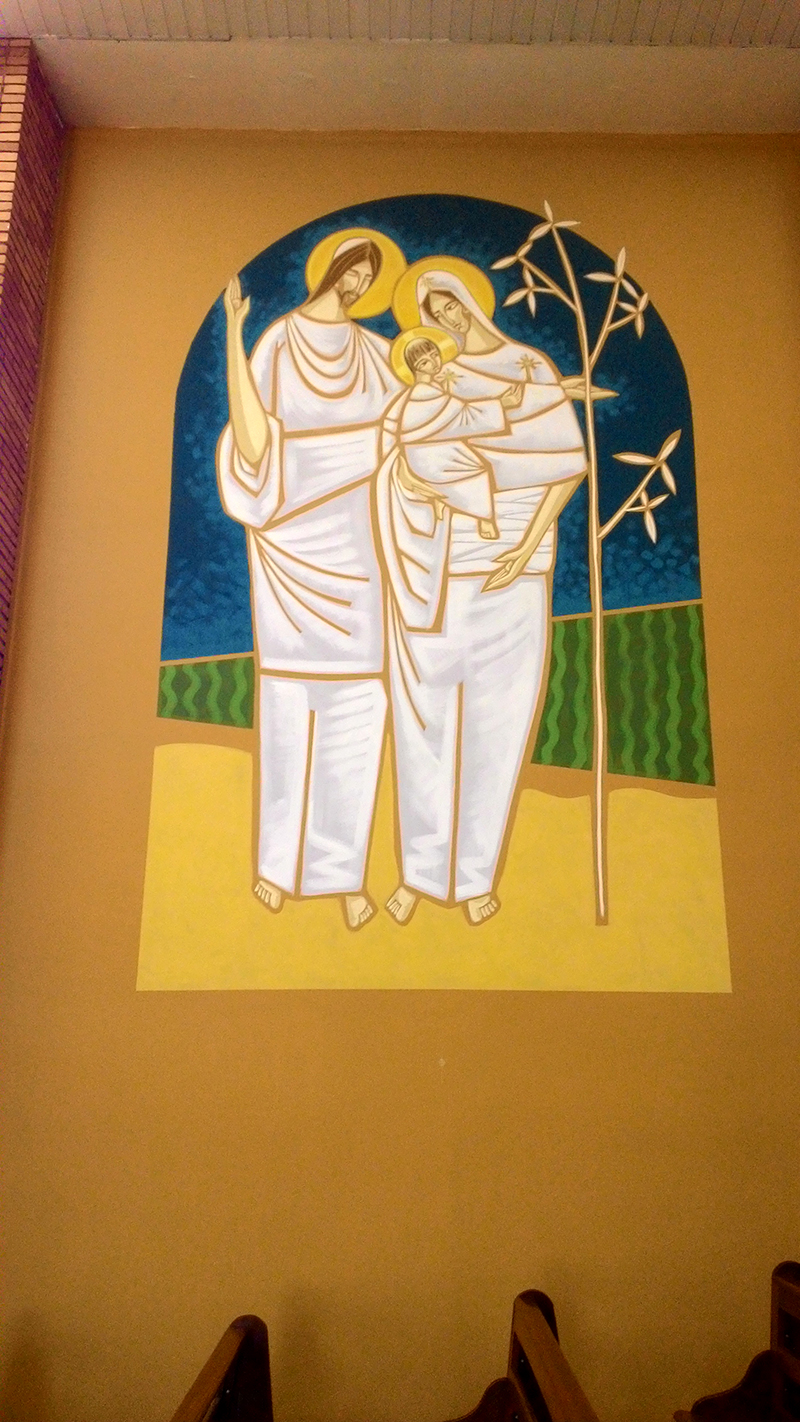 Painel - Sagrada Família