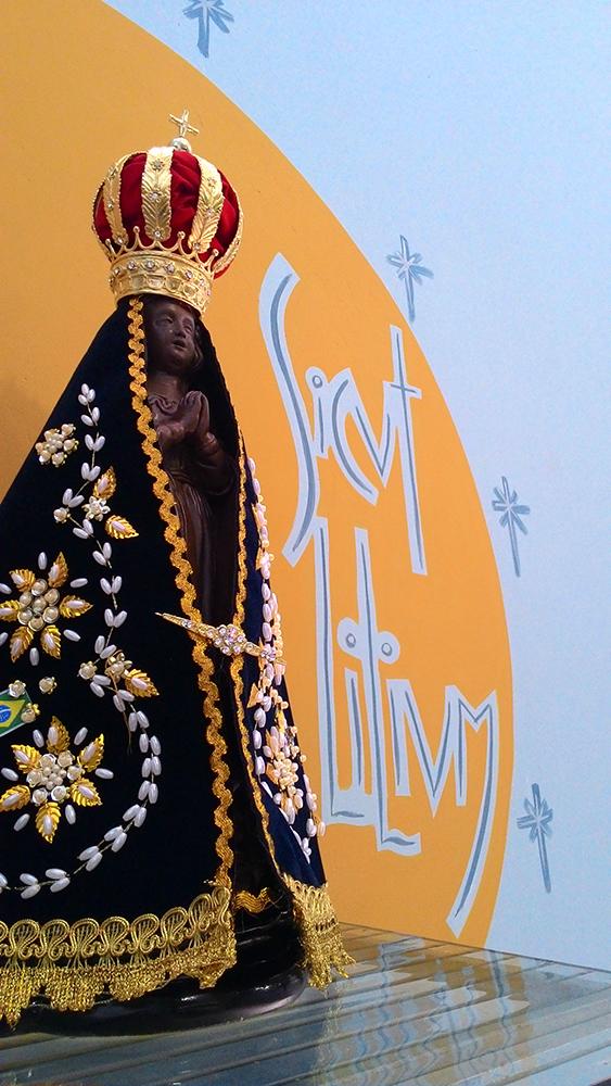 Oratório - Nossa Senhora