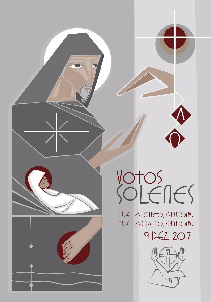 Convite votos religiosos
