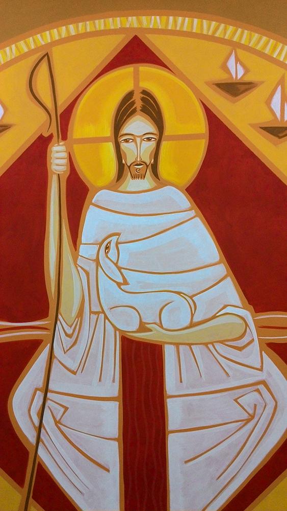 Cristo - detalhe