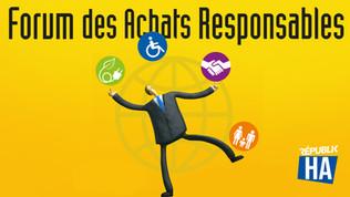 FORUM / ACHATS RESPONSABLES