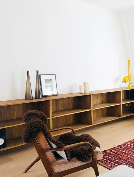 2 Book cabinet Oak, Amsterdam.jpg
