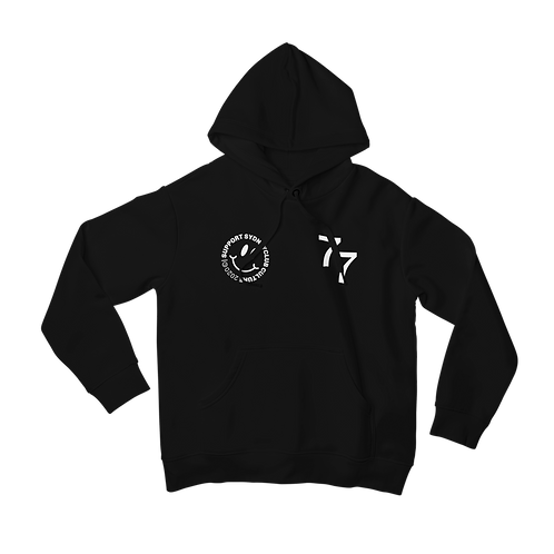 Support Club Culture Logo Hoodie